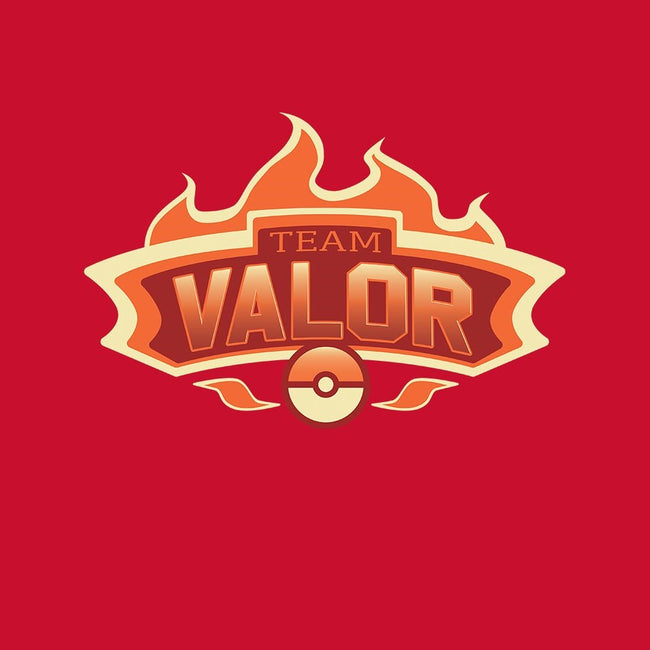 Valor-womens basic tee-GyleDesigns