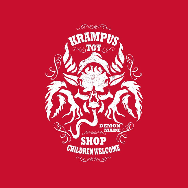 Krampus Toy Shop-womens basic tee-jrberger