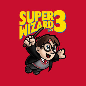 Super Wizard Boy 3