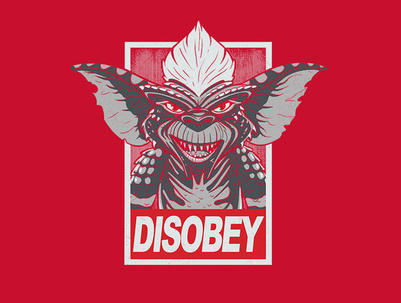 Disobey the Rules
