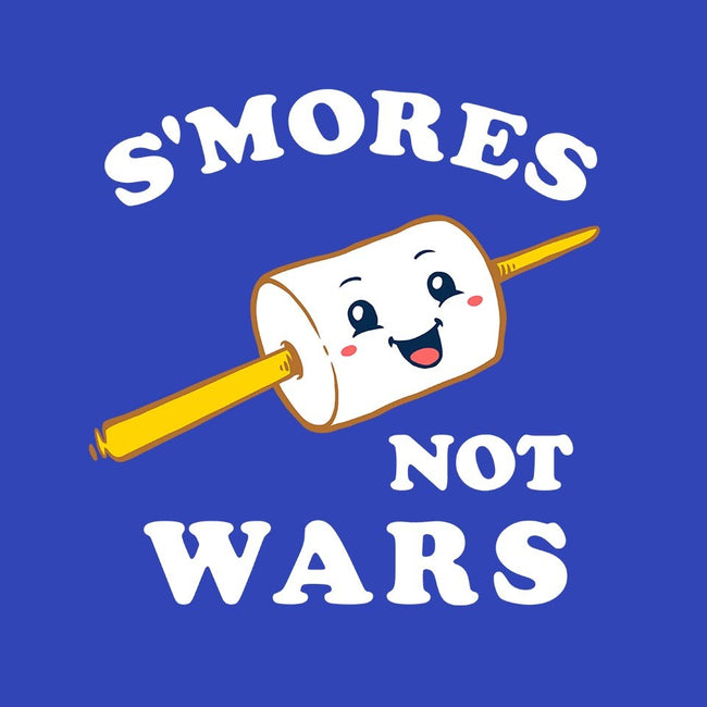 S'mores Not Wars-womens basic tee-dumbshirts