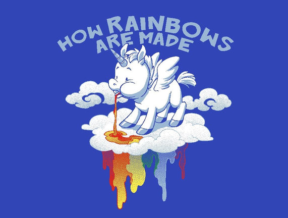 How Rainbows Are Made