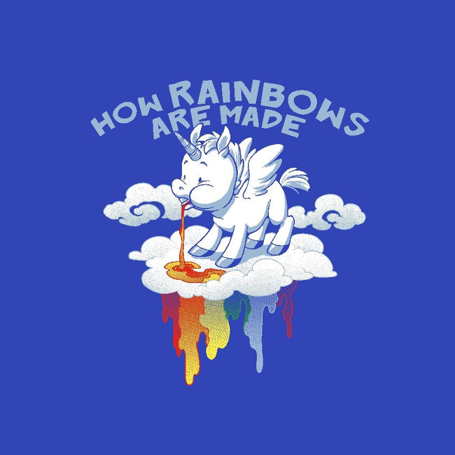 How Rainbows Are Made-unisex basic tank-DoOomcat
