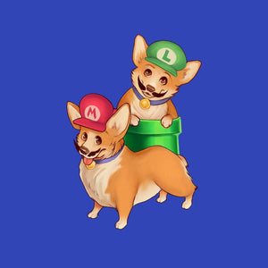 Super Corgi Bros