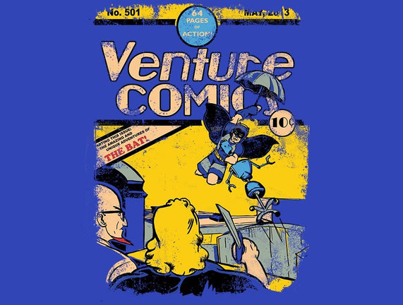 Venture Comics: The Bat