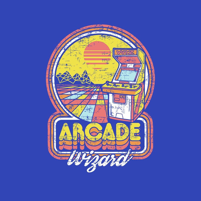 Arcade Wizardry-unisex zip-up sweatshirt-artlahdesigns