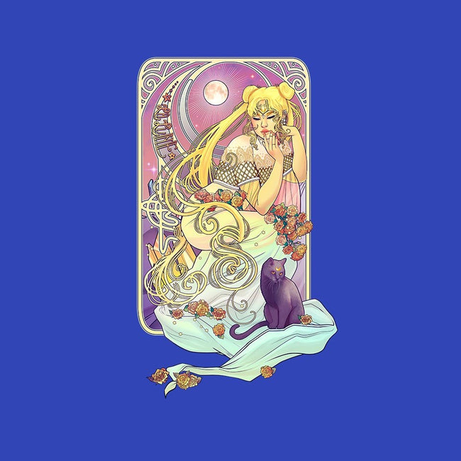 Princess Serenity-womens basic tee-dailenogden