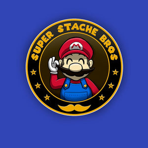 Super Stache Bros