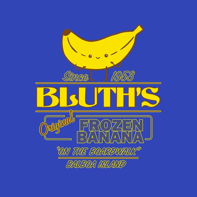 Original Frozen Banana-womens fitted tee-jacobcharlesdietz
