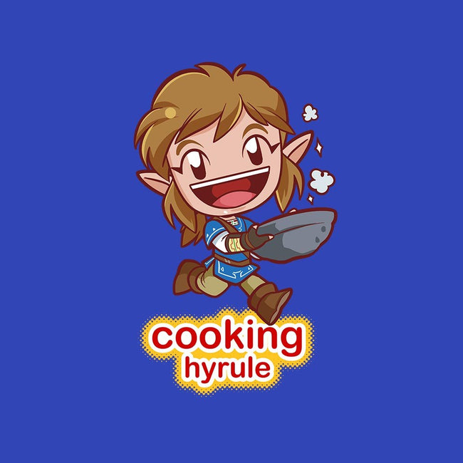 Cooking Hyrule-mens basic tee-digitoonie