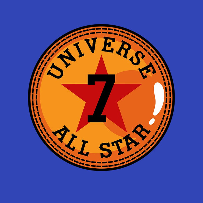 Universe 7 All Star-unisex crew neck sweatshirt-Boggs Nicolas