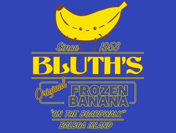 Original Frozen Banana