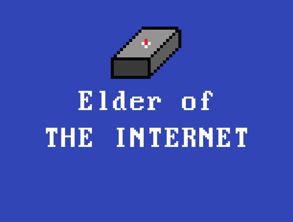 Elder of The Internet