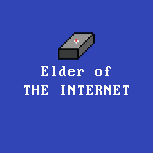 Elder of The Internet-mens basic tee-geekchic_tees