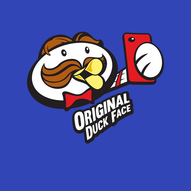 The Original Duck Face-womens basic tee-NickGarcia