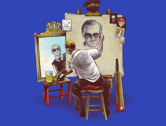Triple Cornetto Portrait