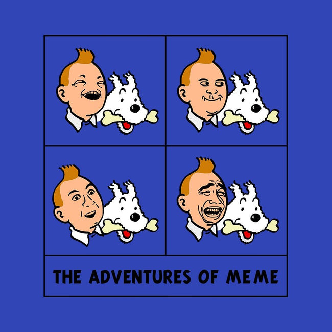Adventures of Me Me-mens premium tee-edgar_ascensao