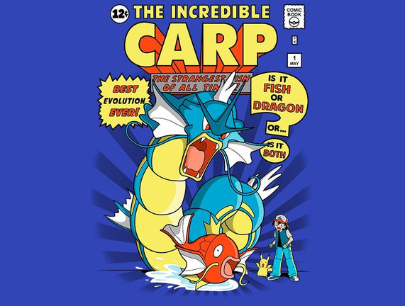 The Incredible CARP!