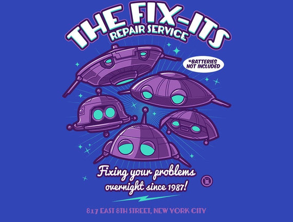 The Fix-Its Repair Service