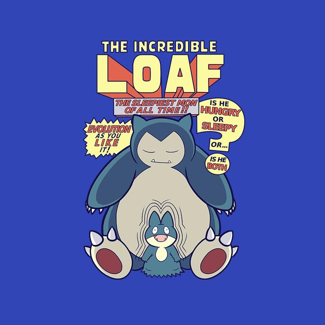 The Incredible Loaf-womens fitted tee-KindaCreative
