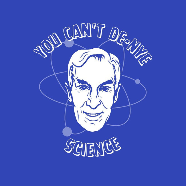 Can't De-Nye Science-mens basic tee-Diana Roberts