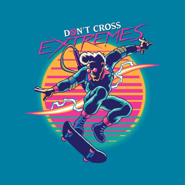 Don't Cross Extremes-mens basic tee-SXStudios