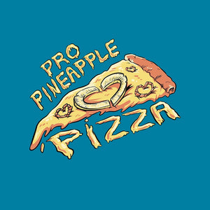 Pro Pineapple Pizza