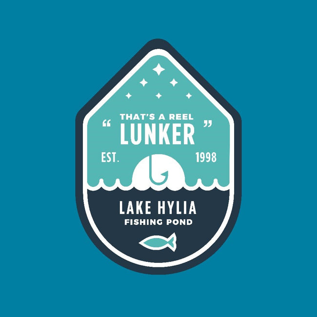Home of The Big Lunker-unisex basic tank-thom2maro