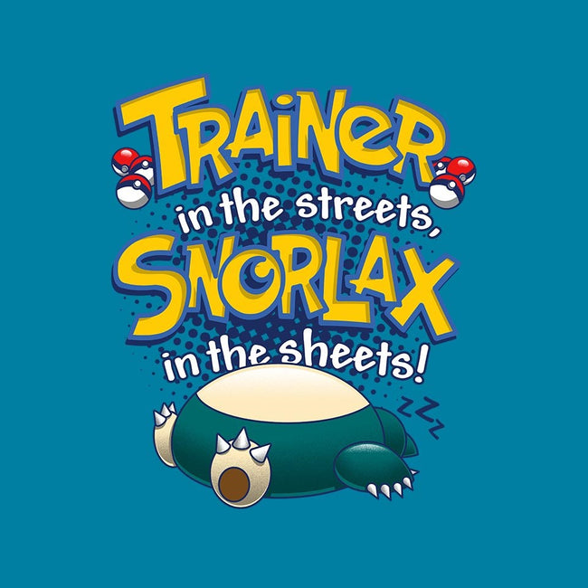 Trainer In The Streets-mens basic tee-ClayGrahamArt