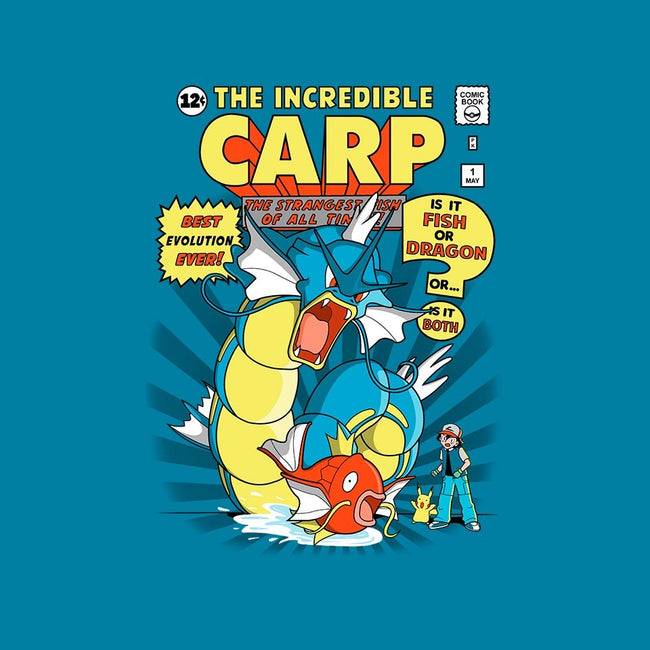 The Incredible CARP!-mens premium tee-Raffiti