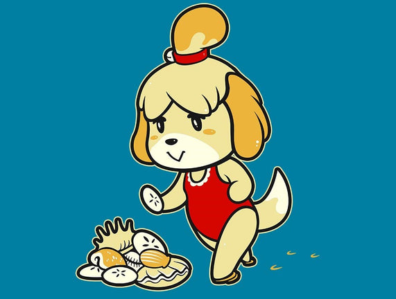 Isabelle's Day Off