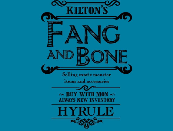 Kilton's Fang and Bone