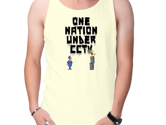 One Nation Under CCTV