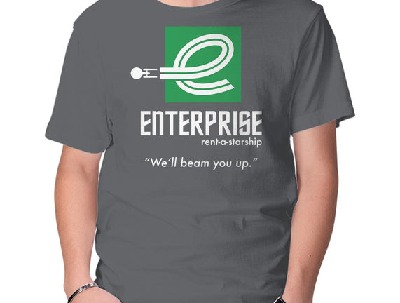 Enterprise Rent-A-Starship