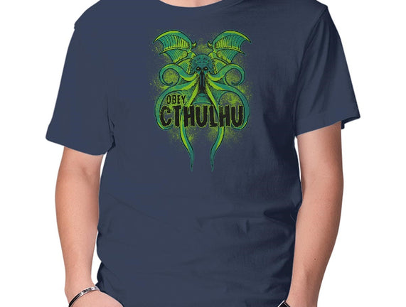 Obey The Cthulhu