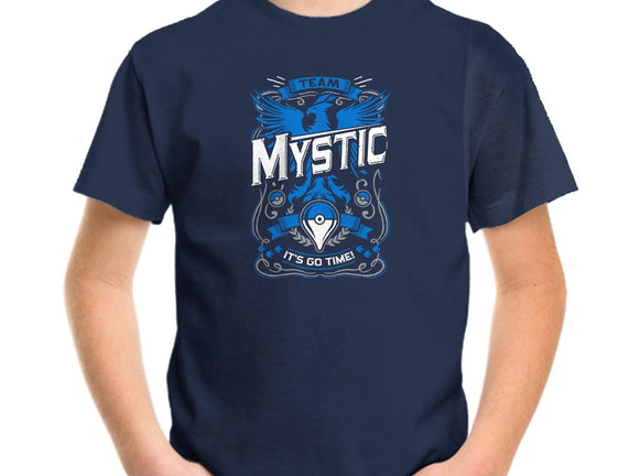 It's Go Time Mystic