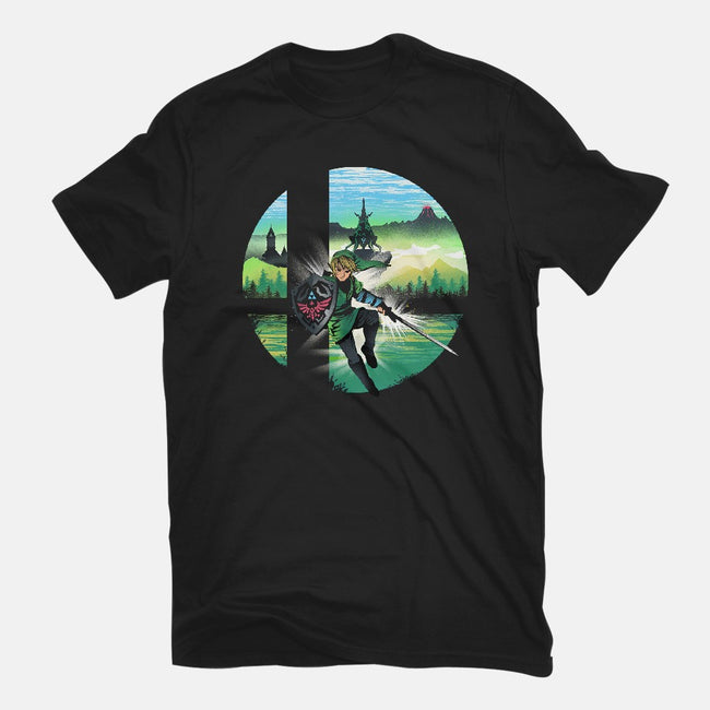 Ultimate Legend-womens basic tee-dandingeroz