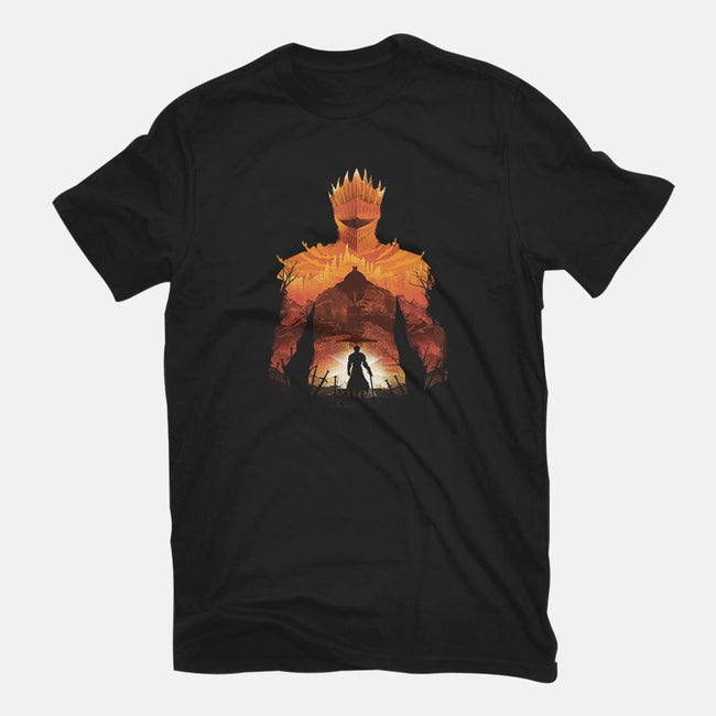 Time to Praise the Sun-womens fitted tee-dandingeroz