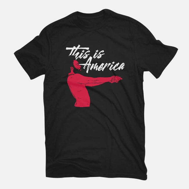 America It Is-womens basic tee-zerobriant