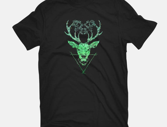 Dark Forest Deer