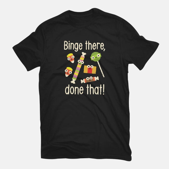 Half In The Bag Again-youth basic tee-David Olenick