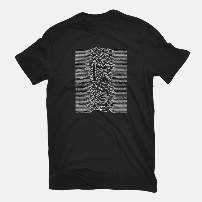 Unknown Pressures-mens basic tee-Shiron