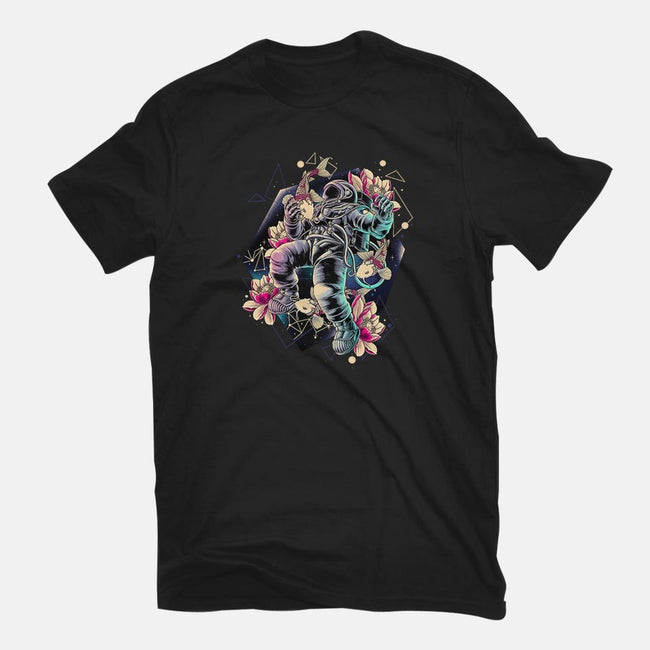 Deep Space-womens basic tee-Angoes25