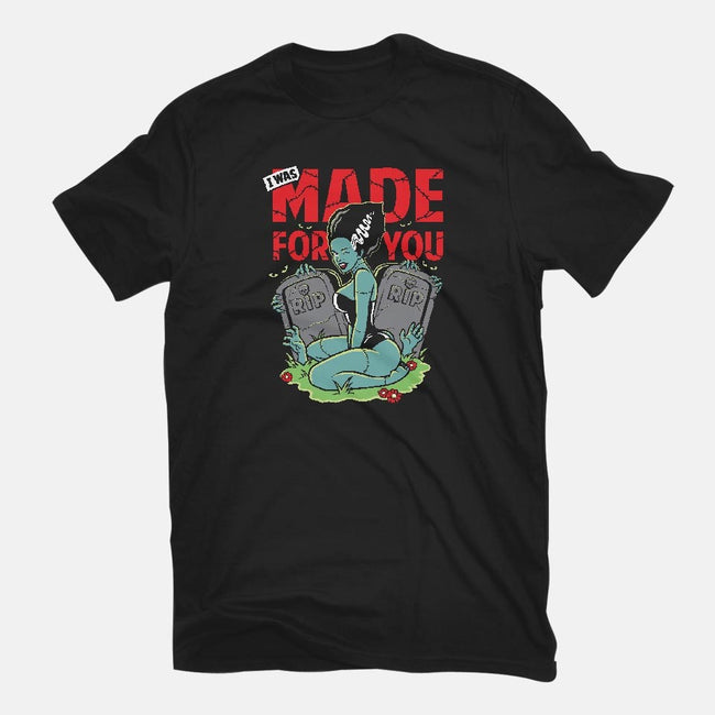 Made For You-youth basic tee-Arson
