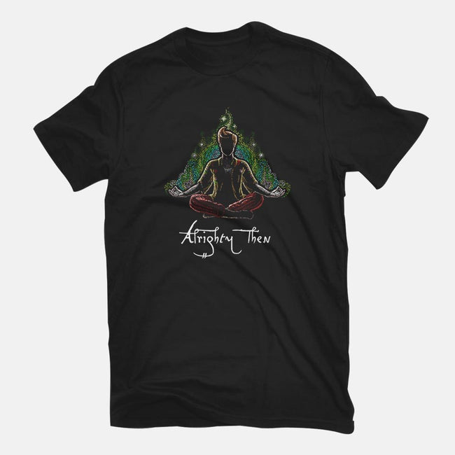 Alrighty Then-mens basic tee-daobiwan