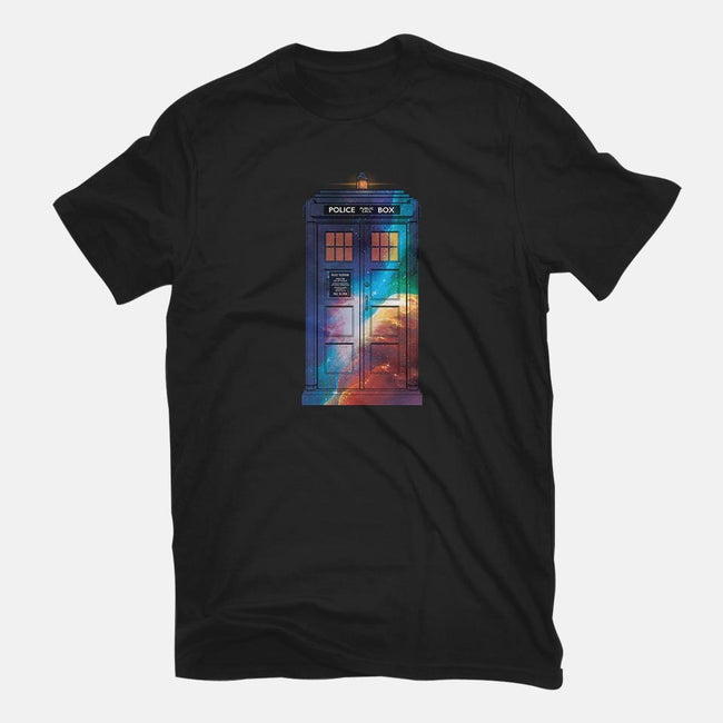 In Space and Time-mens basic tee-danielmorris1993