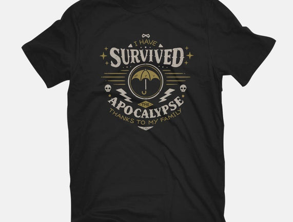 I Survived the Apocalypse