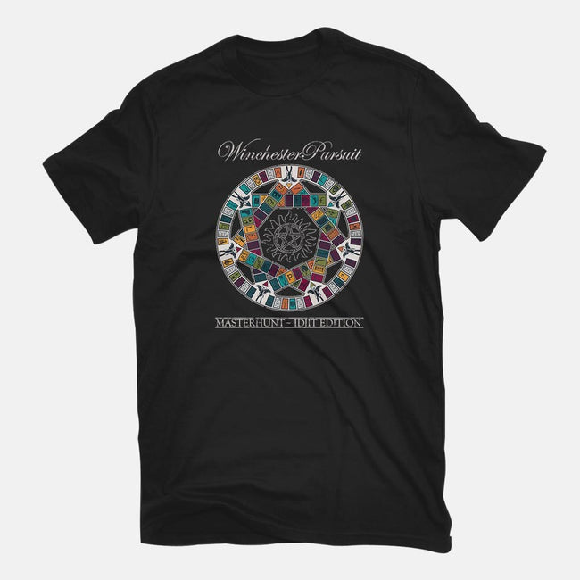 Winchester Pursuit-womens fitted tee-OneShoeOff