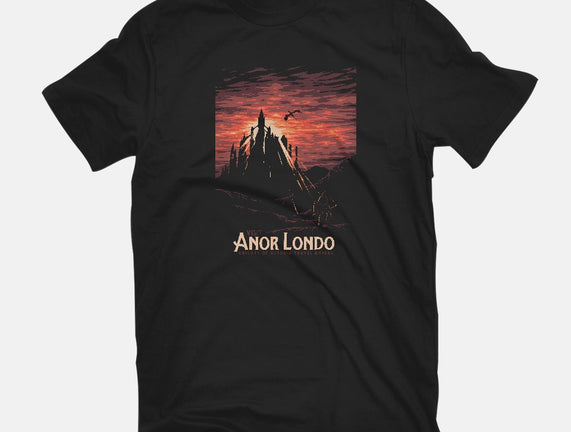 Visit Anor Londo
