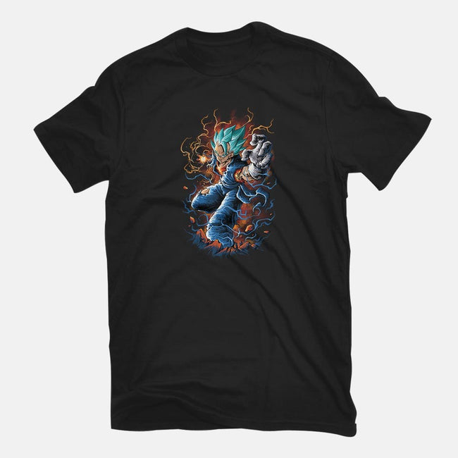 Vegito-youth basic tee-coldfireink
